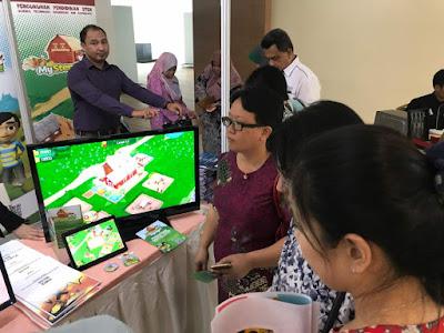 Semai Minat STEM dengan Permainan mySTEMville