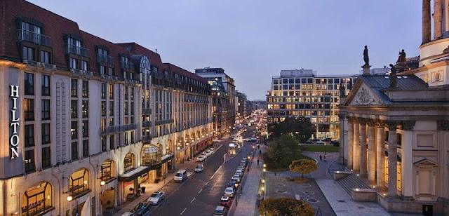 10 Indicações de Hotéis de Negócios em Berlim