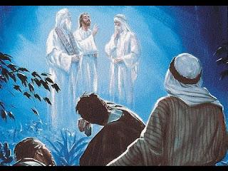 a transfiguração de jesus cristo