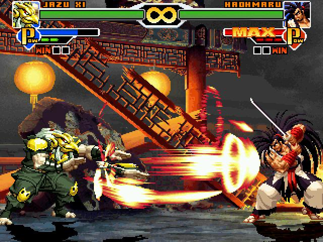 Download Free SNK Vs Capcom Ultimate Mugen Games - PC Game