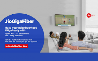Jio GigaFiber to Offer Free 100Mbps Broadband Plan With 100GB Monthly FUP, Data Top-Ups 1