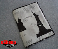 Waxcloth Folder by eSheep Designs