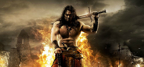 Wolfwood's Corner: Review of Conan the Barbarian 2011