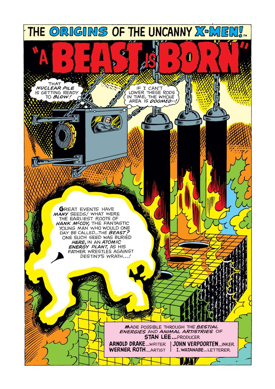 Read online Amazing Adventures (1970) comic -  Issue #17 - 4