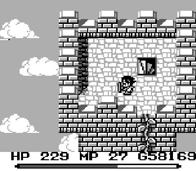 Mystic Quest - Torre