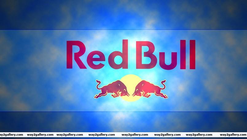 Red bull logo wallpaper