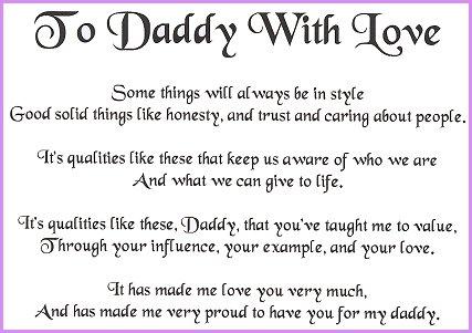 thug life tattoo: i love you dad poems