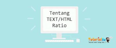 Apa itu Text/Html Ratio dalam SEO