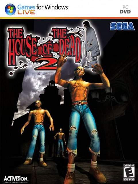 تحميل لعبة The House Of The Dead 2 مضغوطة برابط واحد مباشر + تورنت كاملة مجانا