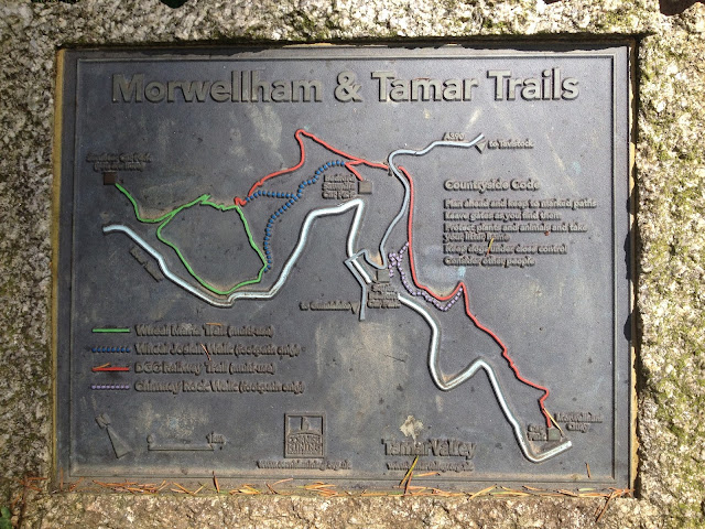 Morwellham and Tamar Trails