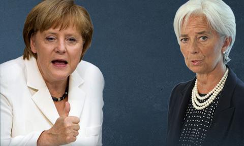 Έτοιμη για υπό όρους ελάφρυνση του ελληνικού χρέους η Μέρκελ