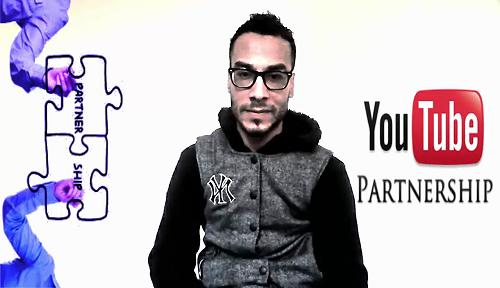 دعونا نفهم شركات البارتنر شيب - youtube partenership