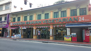 Ananda Bhavan Vegetarian Singapore