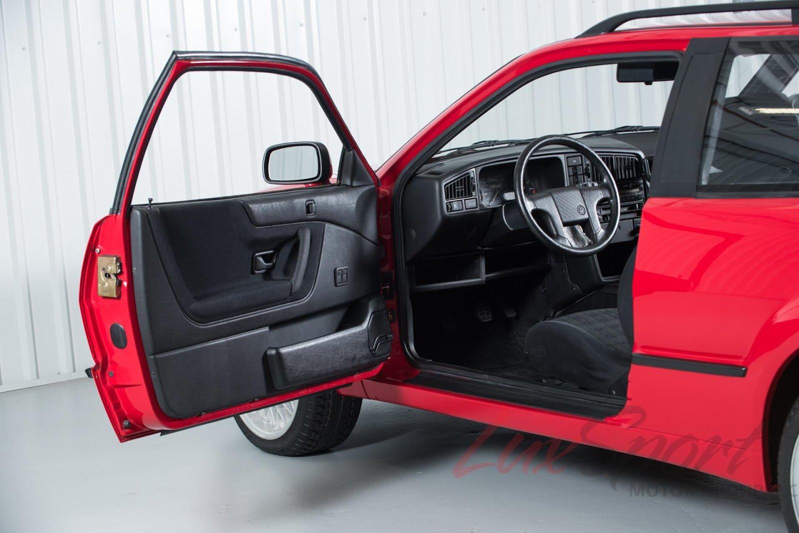 1990 Vw Corrado G60 Magnum Prototype Wagon For Sale
