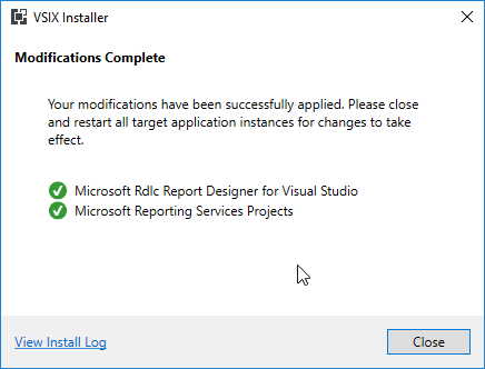 Enable RDLC Report in Visual Studio 2017 ~ IT Tutorials with