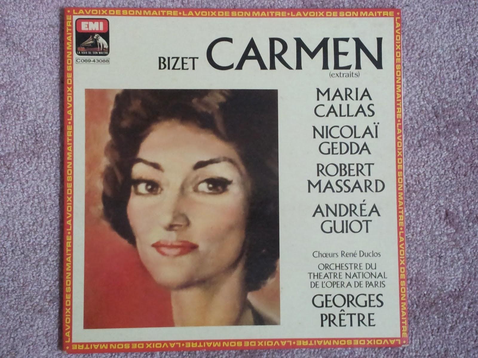 情有獨鐘: 愛情是隻難馴的飛鳥--記世紀女高音卡拉絲的歌劇人生