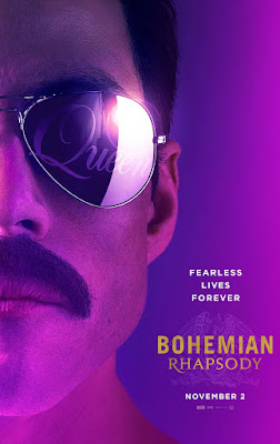 Bohemian Rhapsody Movie Poster 1