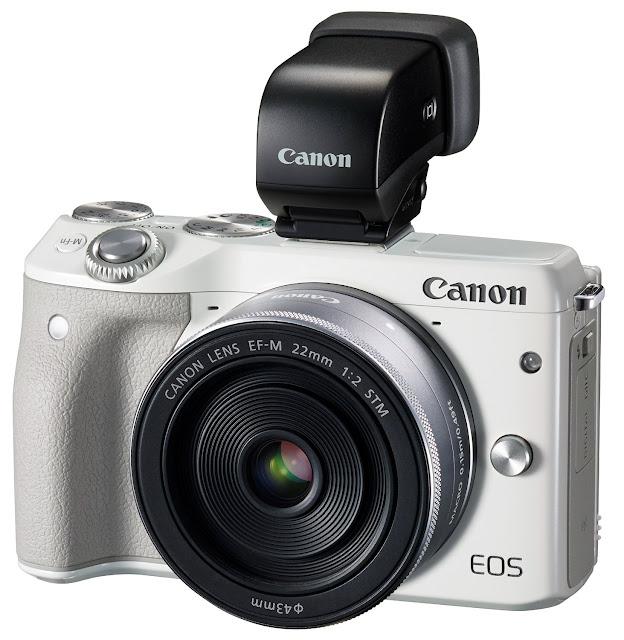 Harga Kamera Mirrorless Canon Terbaru