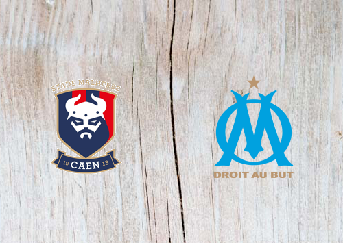 Caen vs Marseille - Highlights 20 January 2019