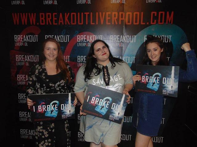Breakout Liverpool Sabotage