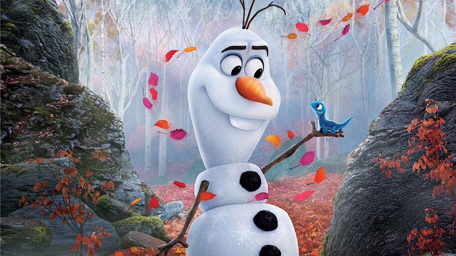 Olaf, Frozen 2, Poster, 4K, #7.243
