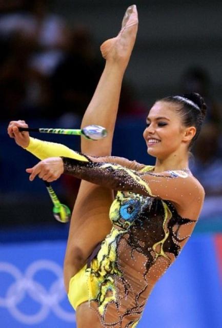 #1st PICTURE: Alina Kabaeva Hot Photos