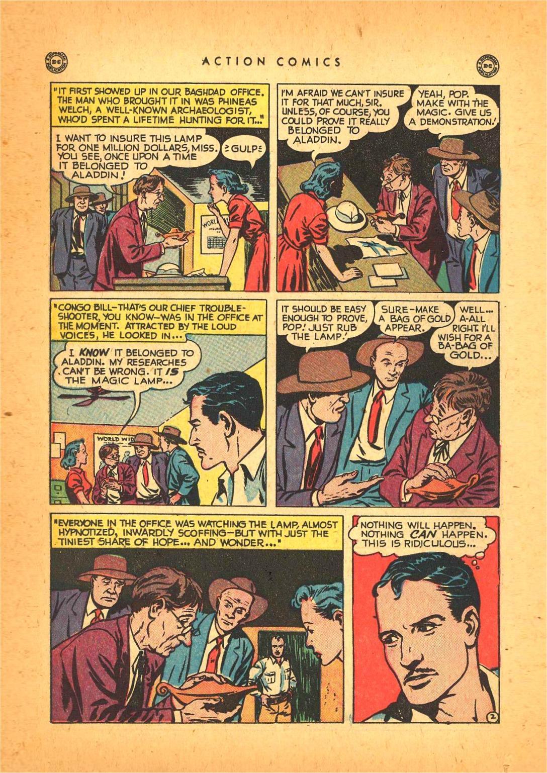 Action Comics (1938) 130 Page 16
