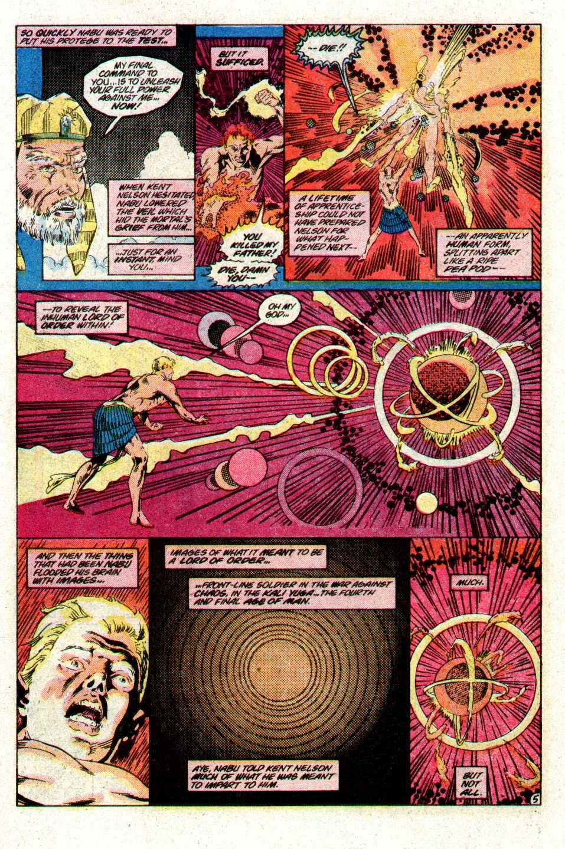 Read online Secret Origins (1986) comic -  Issue #24 - 25