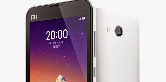 Harga Xiaomi Mi 2S, RAM 2GB Terbaru Februari 2017 - Spesifikasi Kamera 8 MP