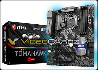 Lineup Motherboard MSI Z370 dan Hargannya
