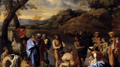 Todos os Batismos da bíblia