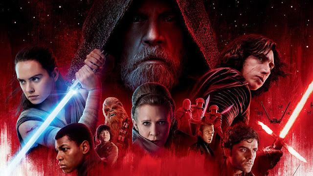 [Recenzja] Gwiezdne Wojny: Ostatni Jedi