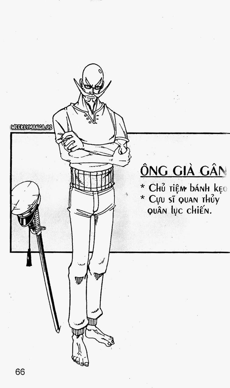 Shaman King [Vua pháp thuật] chap 175 trang 2