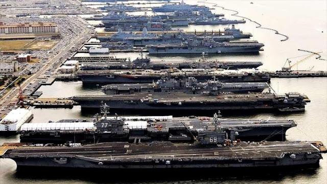 Teniendo mayor gasto militar del mundo, EEUU quiere más