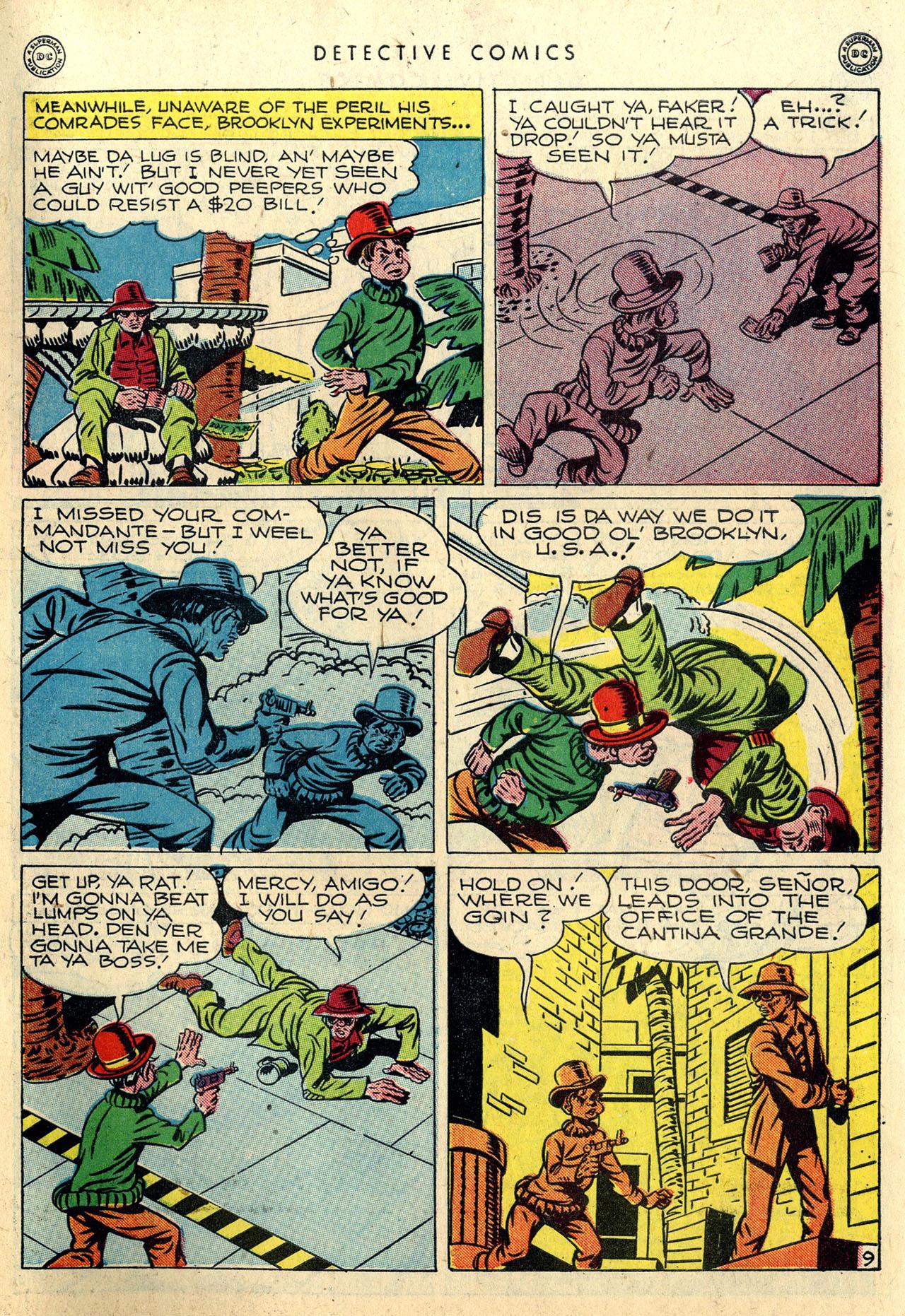 Read online Detective Comics (1937) comic -  Issue #112 - 45