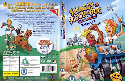 Salsicha e Scooby-Doo Atrás das Pistas