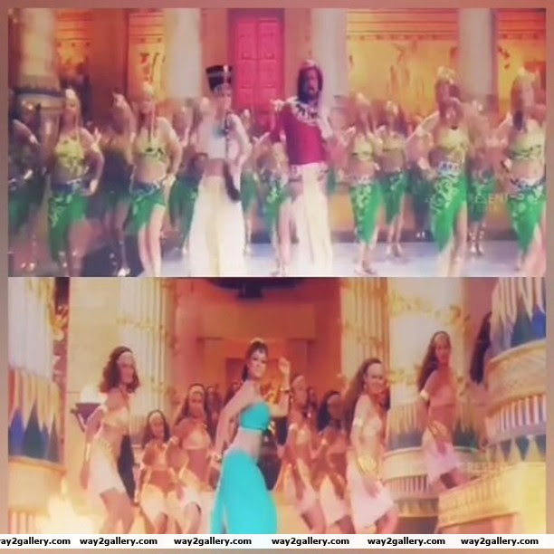the queen nayanthara kuselan rajinikanth