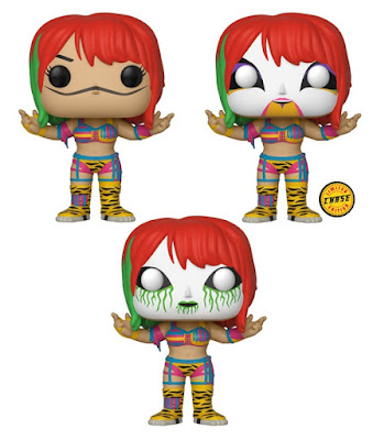 WWE Pop! Vinyl Figures Series 10 by Funko - Asuka