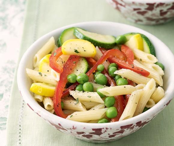 Salade De Pennes Aux Légumes