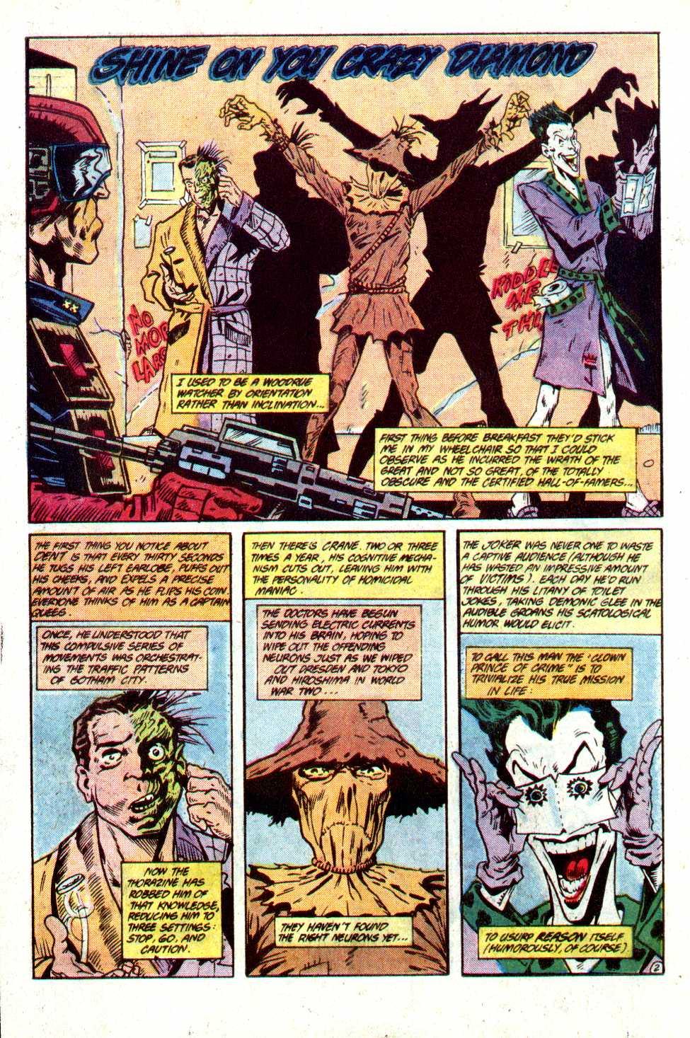 Read online Secret Origins (1986) comic -  Issue #23 - 26