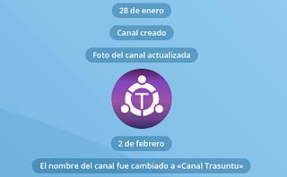 Canal Trasuntu