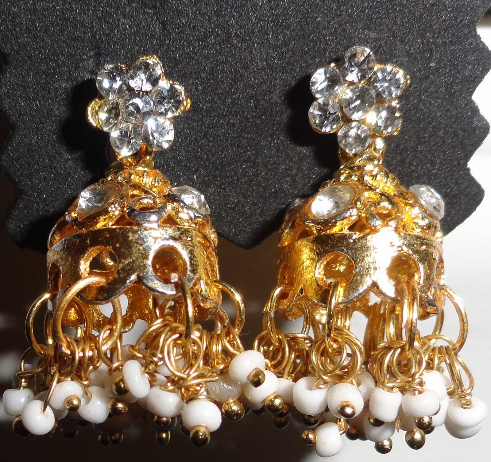 ::My Hobbies::: Jimikki Earrings