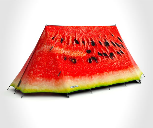 What A Melon Tent Water Melon Tent