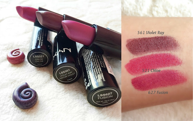 nyx round lipsticks swatches