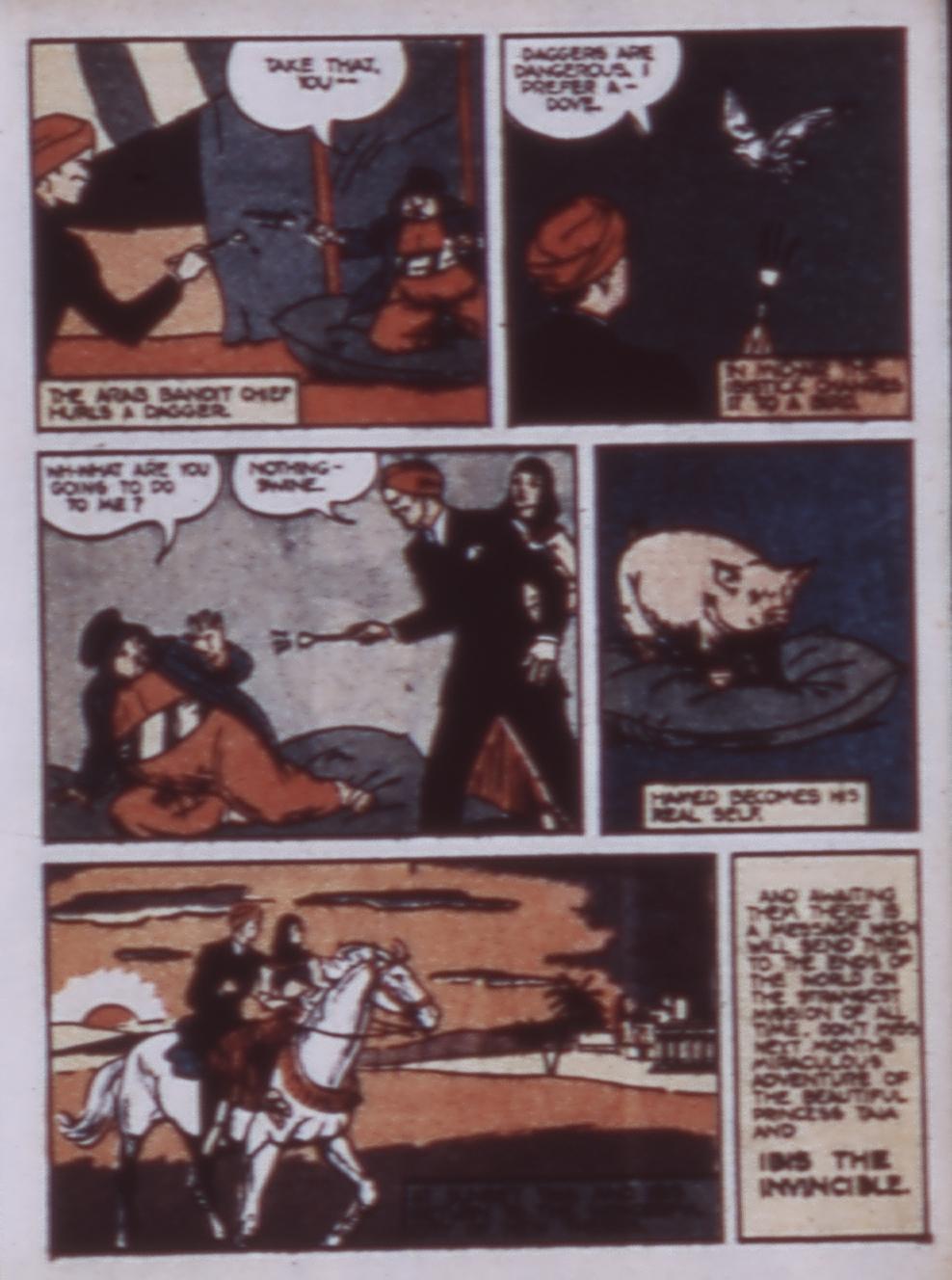 Read online WHIZ Comics comic -  Issue #3 - 41
