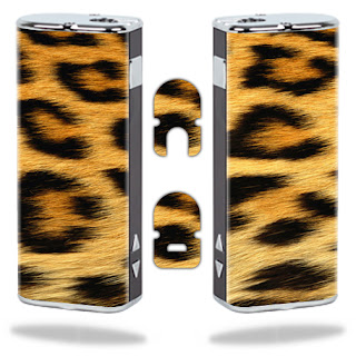 The Cheetah Sticker For Eleaf iStick 20W Battery