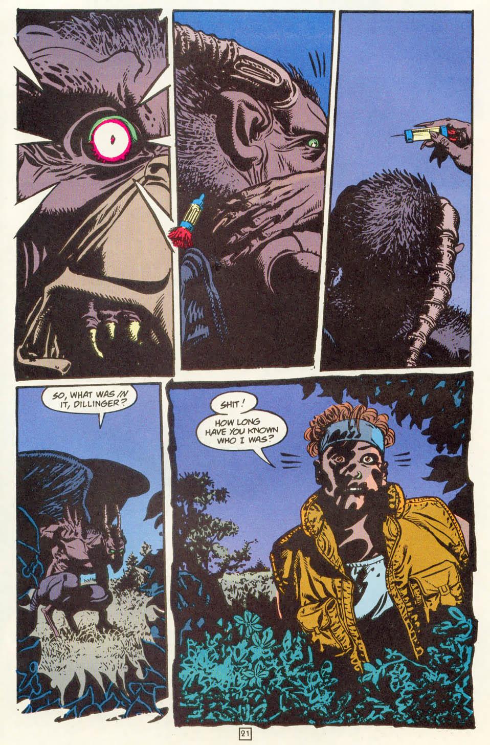 Read online Animal Man (1988) comic -  Issue #78 - 22