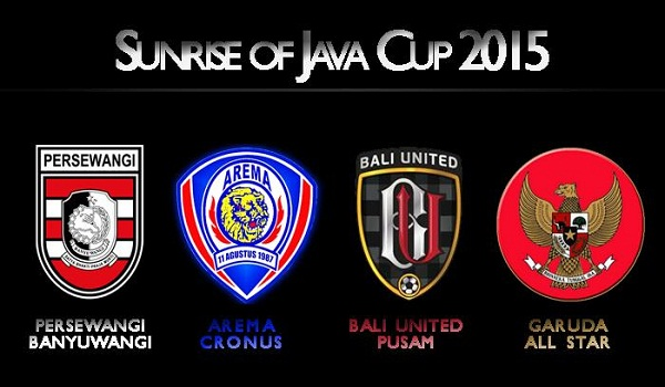 Banner Sunrise of Java Cup 2015