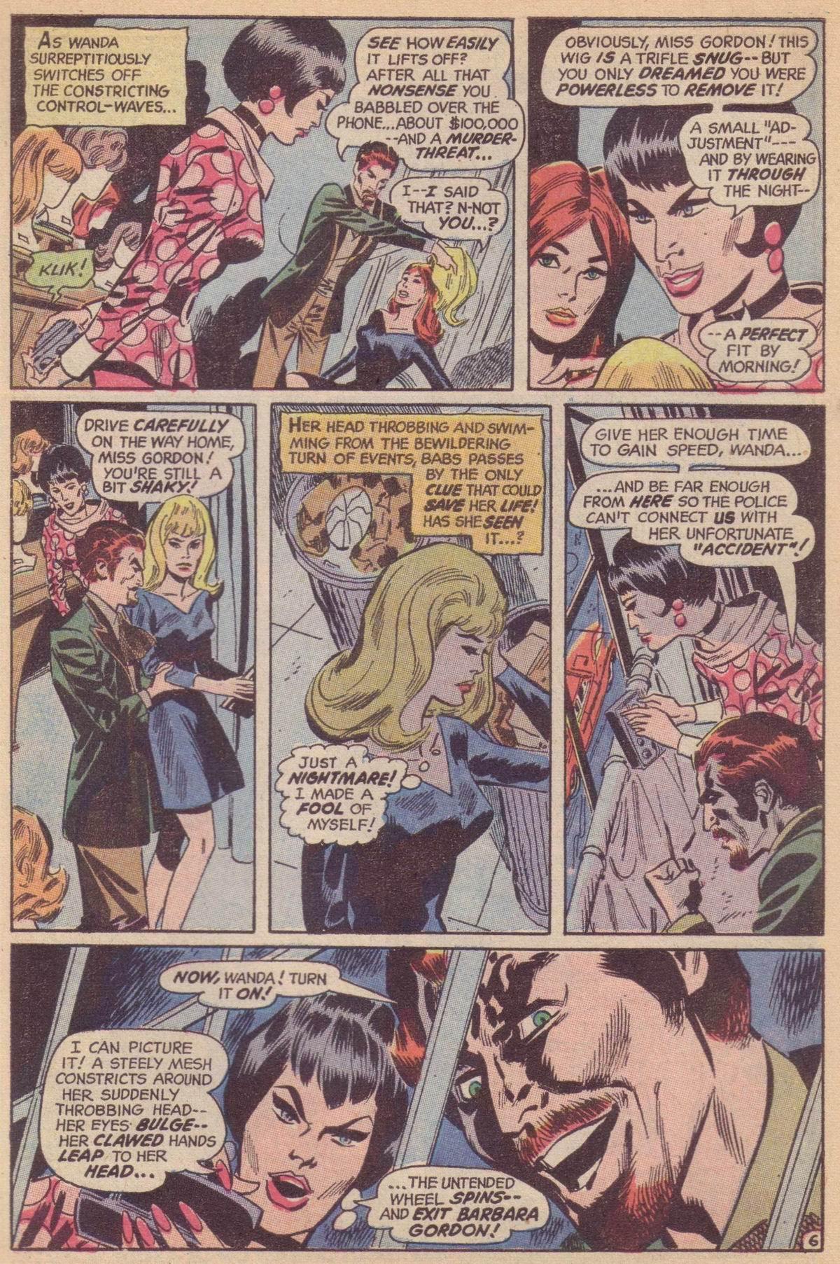Detective Comics (1937) 412 Page 30