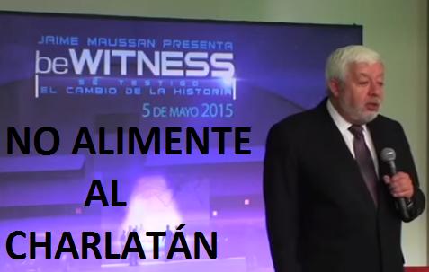 Resultado de imagen para be witness auditorio nacional